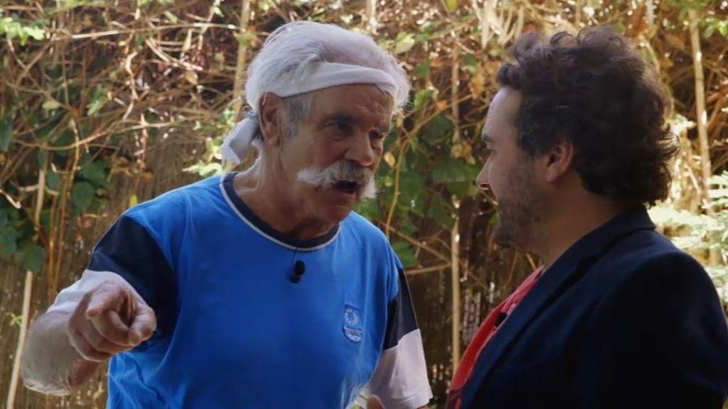 """Bernardino Lombao, un """"chamán del entrenamiento deportivo"""" con 76 años"""