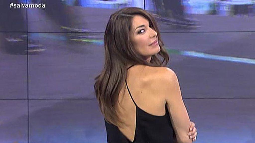 Raquel Revuelta hace un 'Pataky'