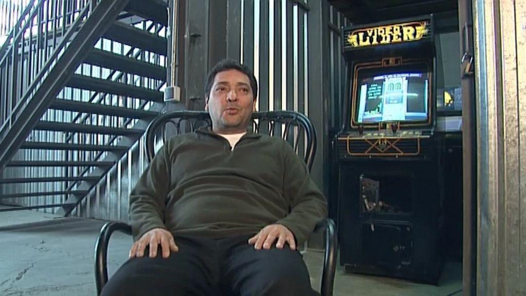 Vendo: máquina de videojuegos clásicos