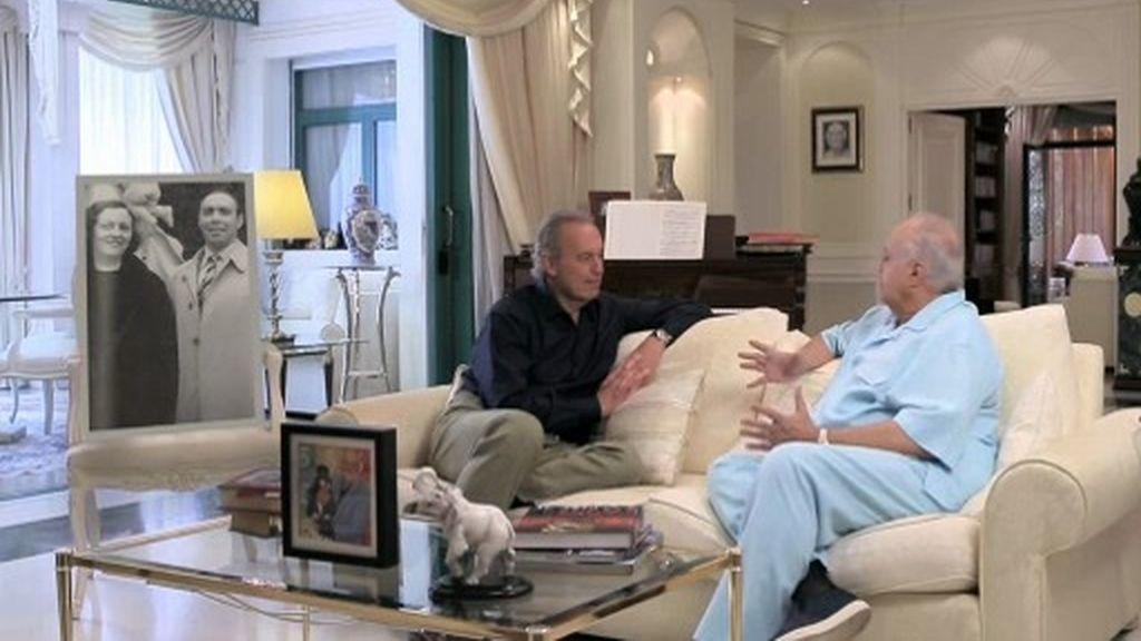 """José Luis Moreno: """"Mis padres se conocieron en el médico, tuberculosos y desahuciados"""""""