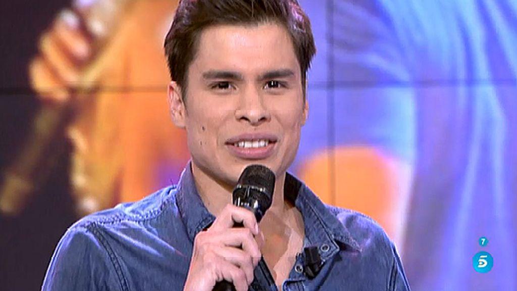 ¿Quieres ver cantar en directo al supuesto hijo de Carlos Baute?