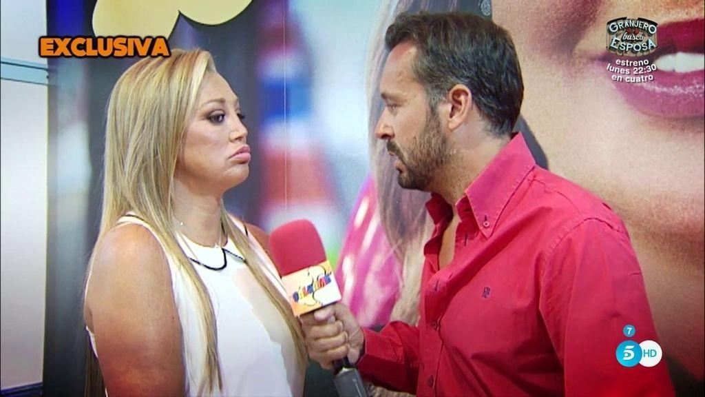 """Belén Esteban, a Chayo Mohedano: """"Yo no soy ejemplo de nada, pero tú tampoco"""""""
