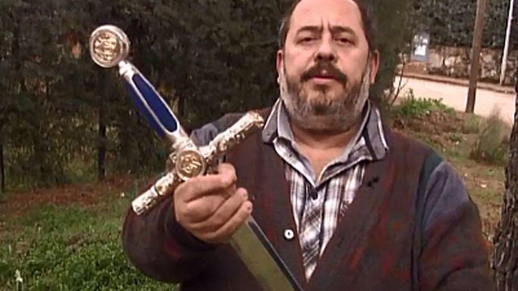 Vendo: espadas medievales