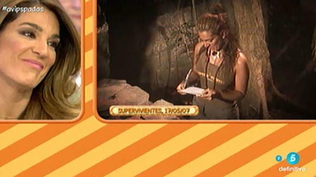 """Raquel: """"Tengo muy buenos recuerdos de 'Acorralados' y de 'Supervivientes"""""""