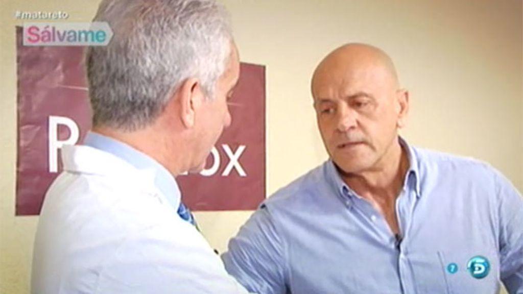 Kiko Matamoros visita al doctor Yturriaga para analizar su estado de salud