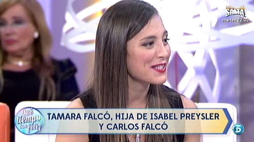 "Tamara Falcó: ""Me gustaría tener mi propio programa de televisión"""