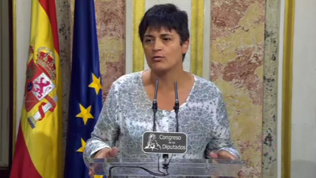"""Marian Beitialarrangoitia: """"No estamos dispuestos a darle un cheque en blanco"""""""