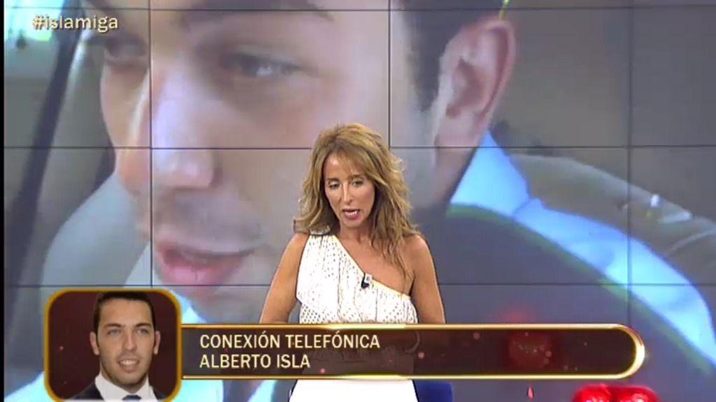 """Alberto Isla: """"No quiero llegar al extremo de ir a un plató de televisión a contar mi vida"""""""