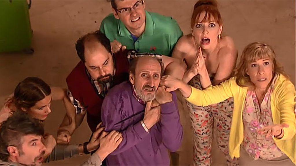 Los montepinarianos protagonizan su propio 'Show de Truman'