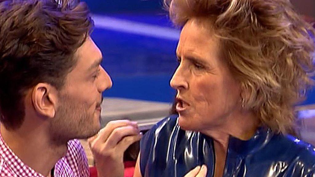 """Alfredo, a Mercedes Milá: """"Quién quiere respeto se lo tiene que ganar"""""""