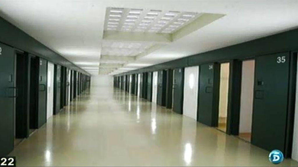 Así es la prisión de Zuera (Zaragoza) en la que Ortega cumplirá condena