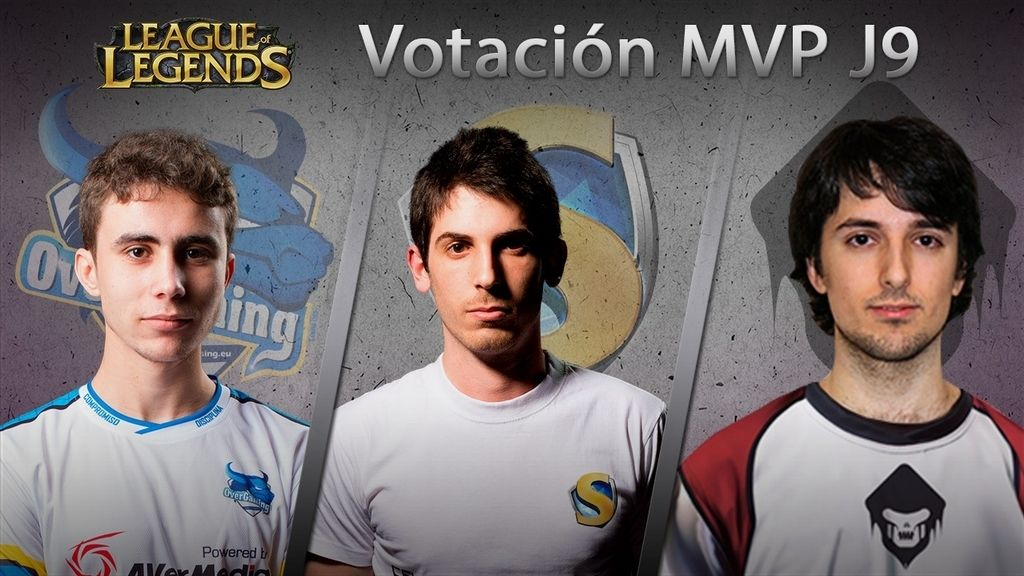 Candidatos a MVP en la División de Honor de League of Legends (Jornada 9)