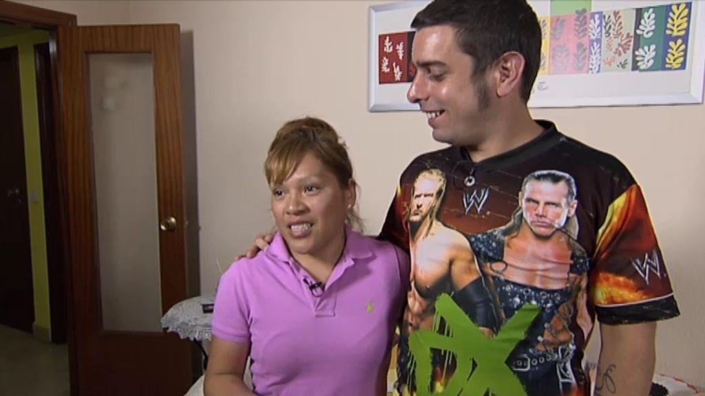 José Carlos tiene 30 años y pesa 80 Kg