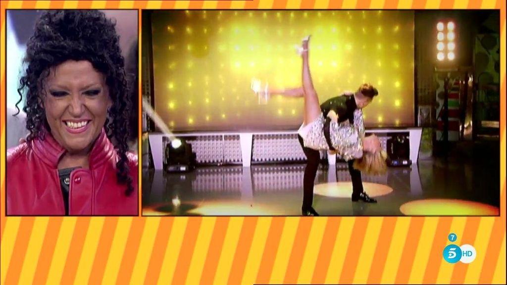 Lydia se emociona recordando cómo ha sido '¡Lydia quién baila!