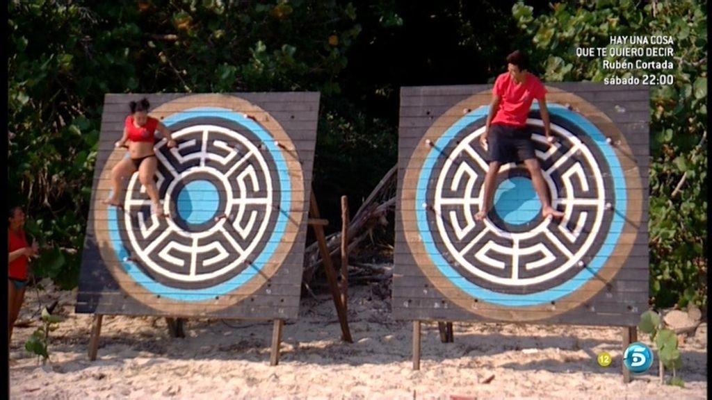 Yong Li y Abraham, finalistas en la prueba de líder