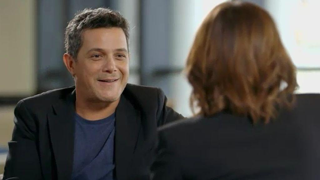 """Así fue la edad del pavo y el primer beso de Sanz: """"La primera chica que me gustó se rió"""""""