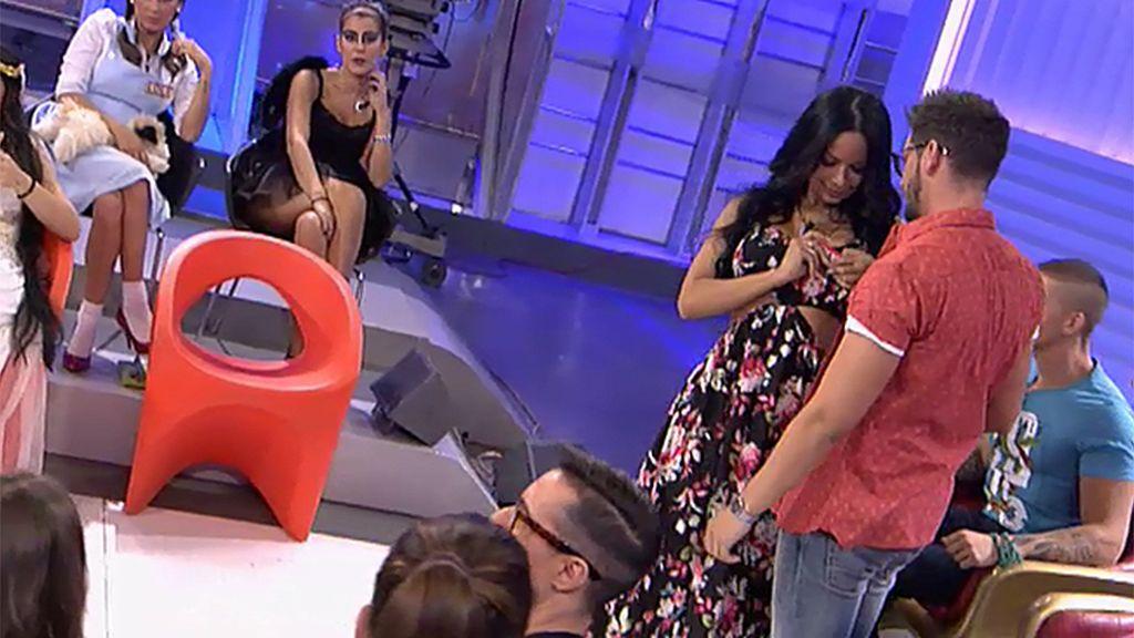 """Paola, tras ver su viaje a Italia con Manu: """"Me vuelvo a poner el cartel"""""""