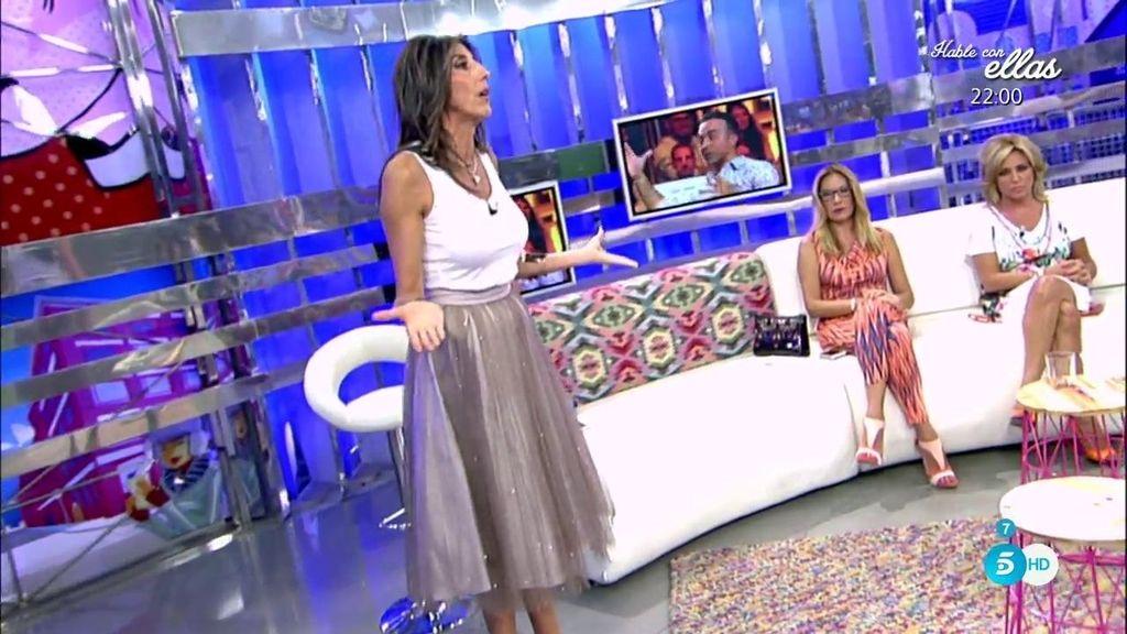 """Paz Padilla se altera y pide a los paparazzi  """"respeto"""" por su familia"""