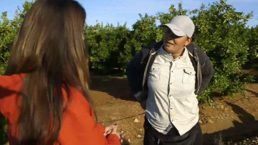 La explotación laboral de los agricultores