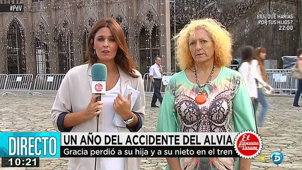 """Gracia, madre y abuela de dos de las víctimas: """"No ha habido solo un asesino"""""""