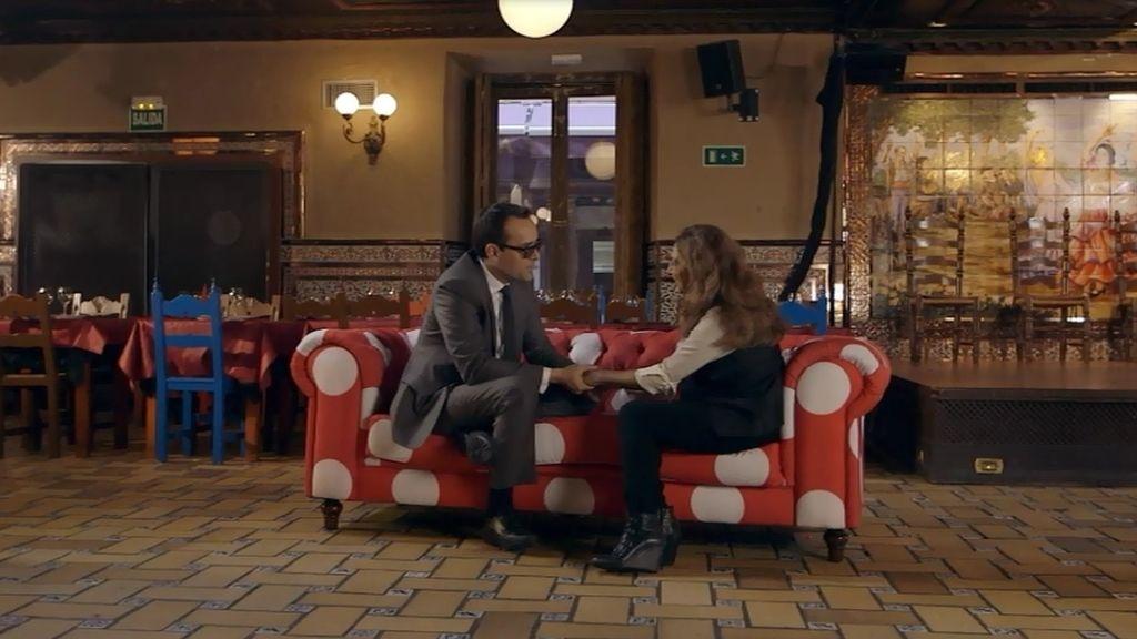 """""""¡Si me queréis irse!"""": Lolita desvela cómo vivió el angustioso momento de su boda"""