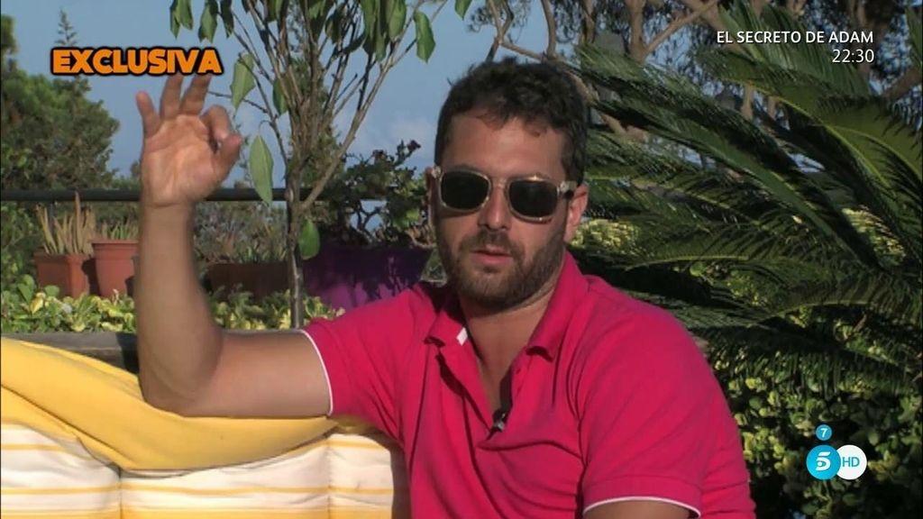 """Jordi Martín: """"Me encuentro decepcionado porque Rollán no está dando la cara por mí"""""""