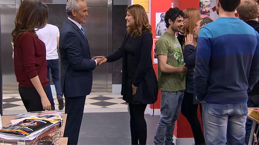 "Don Pablo: ""La nueva voz de 'MorninGlory' es Lucía González"""