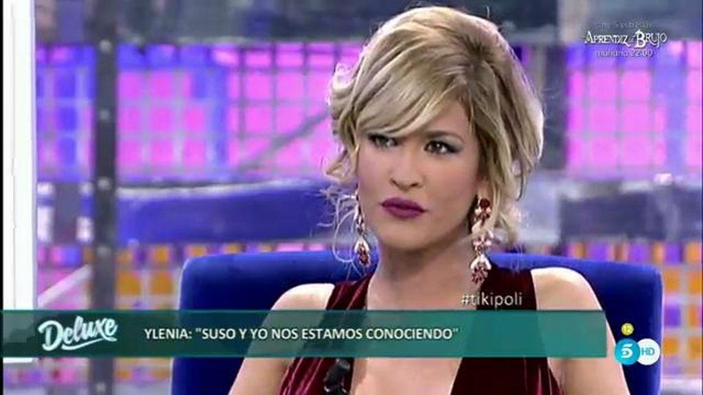 """Ylenia ha mantenido relaciones sexuales con Suso: """"Nos estamos conociendo"""""""