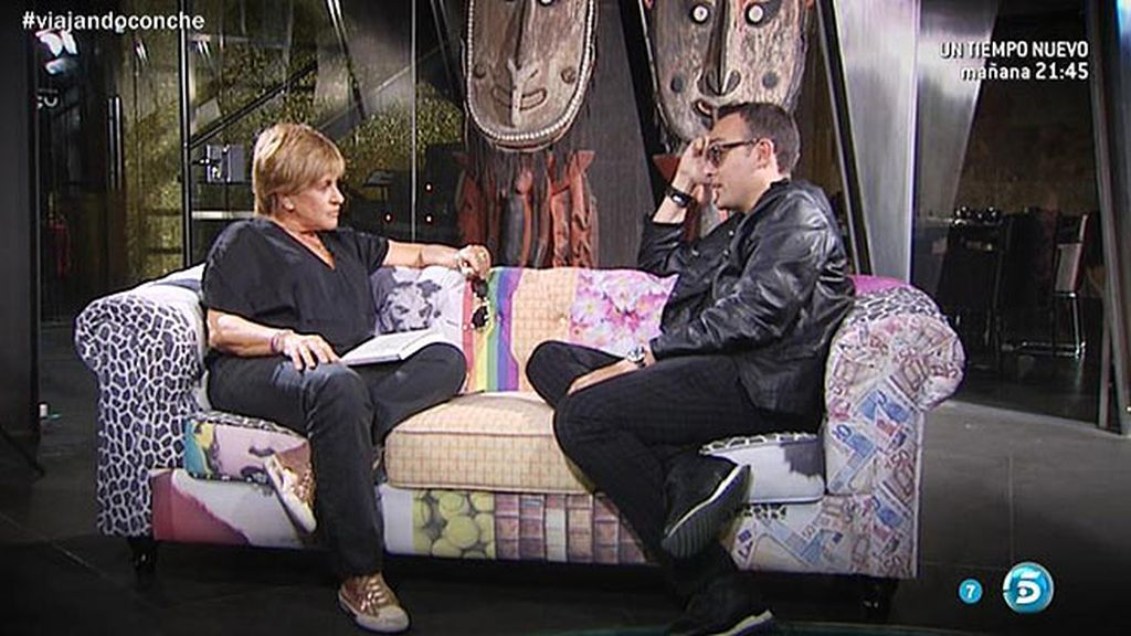 'Diario Che' entrevista a Risto Mejide