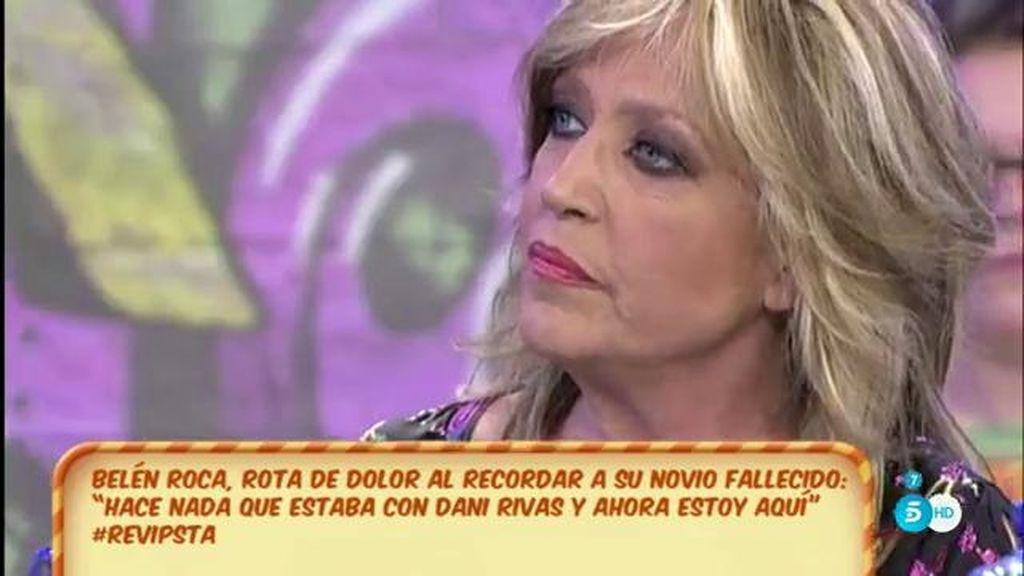 """Lydia Lozano, de Belén Roca: """"Cuando vives algo así no te recuperas, vives con ello"""""""