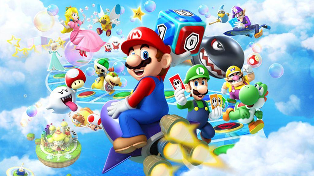 Ya está aquí el nuevo Mario Party 10 después de tres años de espera