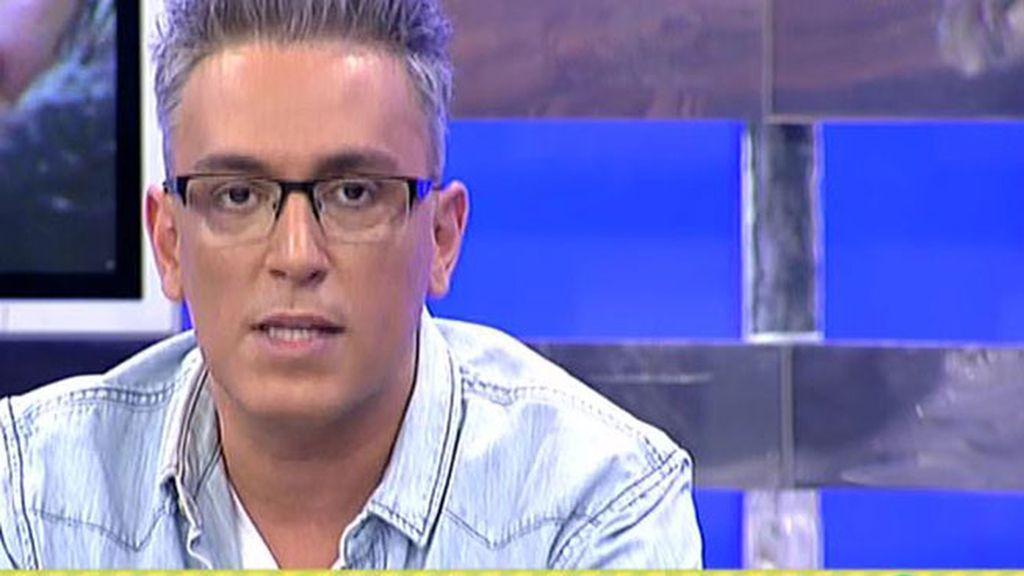 """Kiko Hernández.: """"Todo apunta a que los topos de Cantora son Las Mellis y Falete"""""""