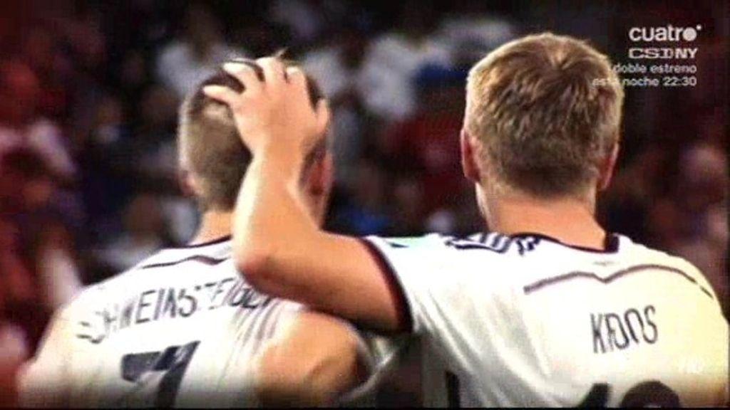 Kroos y Schweinsteiger, la sociedad que llevó a Alemania a la gloria en Maracaná
