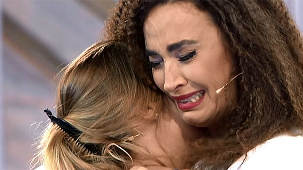 """Marisol, a Cristina: """"Tú eres mi madre"""""""