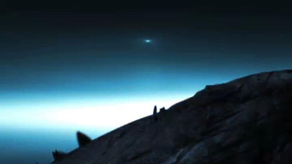 Los avistamientos del Teide: niebla, luces brillantes, una bola intensa, seres...