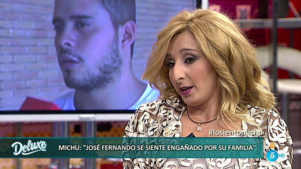 """Michu: """"José Fernando recayó en las drogas cuando perdí al bebé, estaba ilusionado"""""""