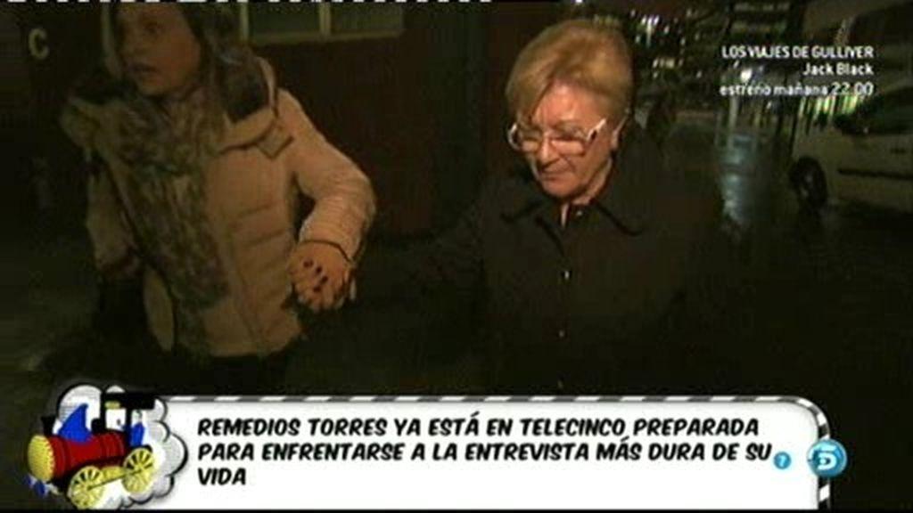 Remedios Torres, madre de Campanario, se enfrentará a la entrevista más dura de su vida