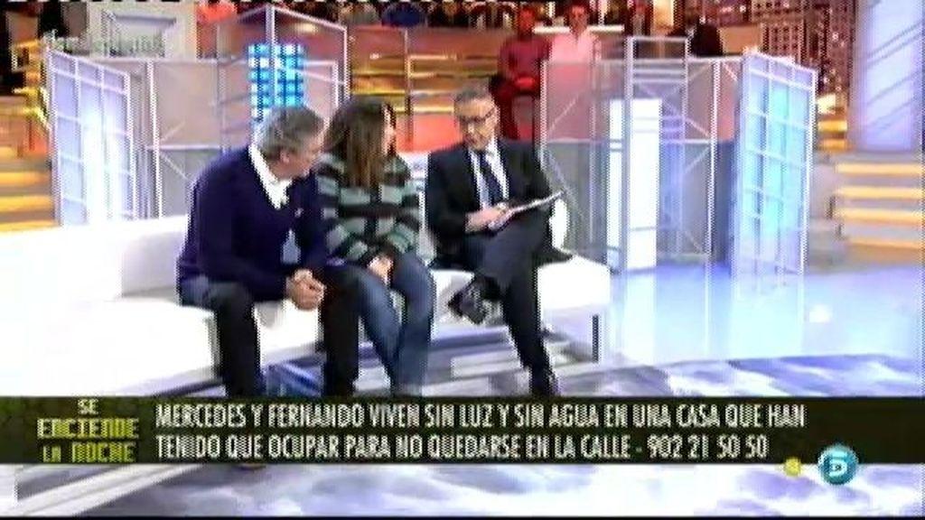 Un empresario de Islas Baleares ofrece trabajo y casa a Mercedes y Fernando