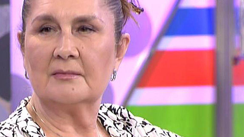 """Inmaculada, madre de Nacho Vidal: """"Es el líder natural"""""""