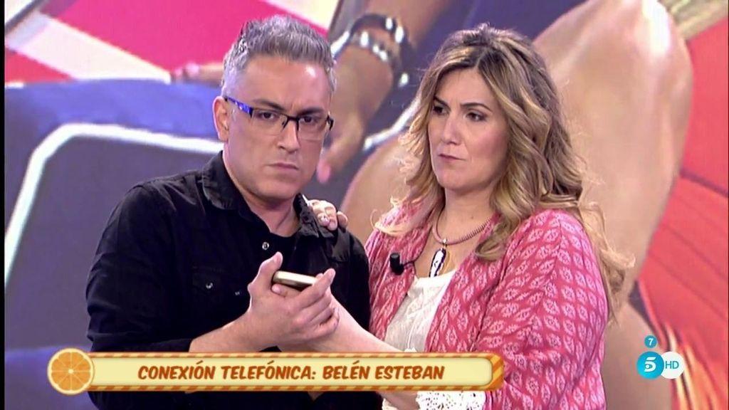 """Belén Esteban: """"No necesito poner detectives a nadie porque tengo la verdad"""""""