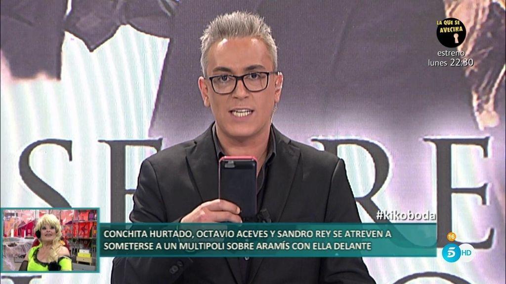 """Kiko Hernández: """"Isabel Pantoja está evitando en todo momento a Raquel Bollo"""""""