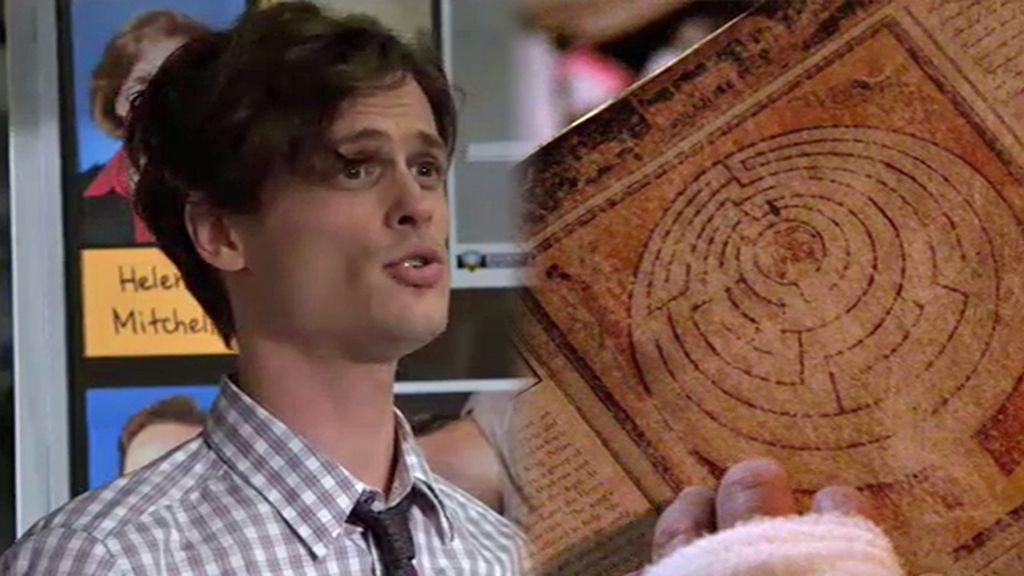 Reid tiene una explicación de los asesinatos basada en la mitología griega
