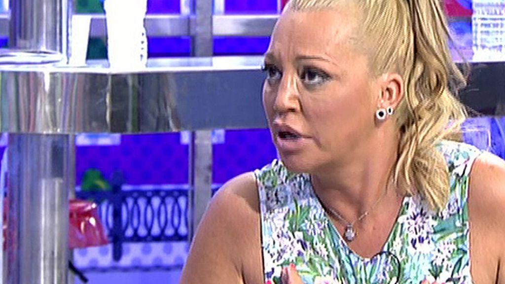 """Belén Esteban, sobre 'Diez Minutos': """"Como pueda demando, mi hija tiene 14 años"""""""