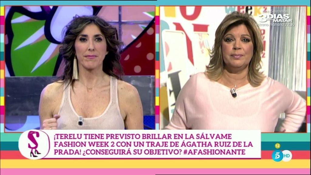 Paz Padilla se disculpa con Terelu Campos