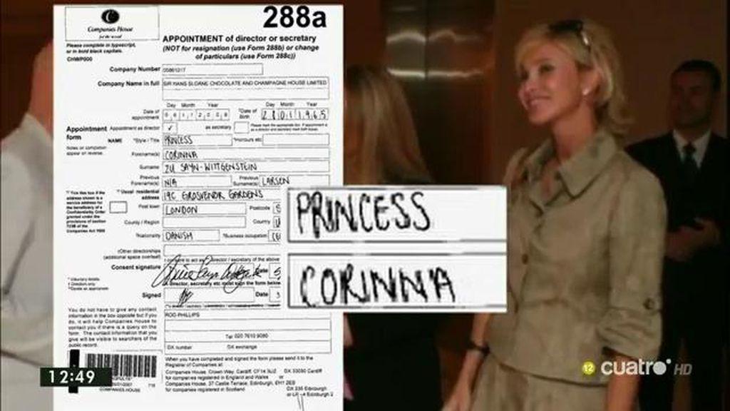 El negocio de Corinna con el chocolate