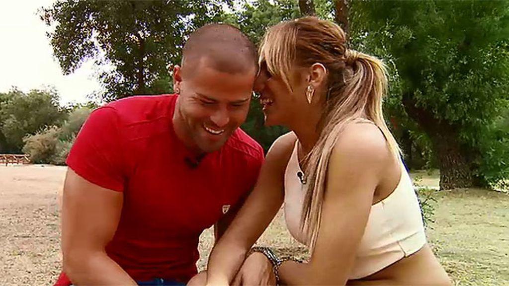 Cita Steisy y Agustín (09/06/15)