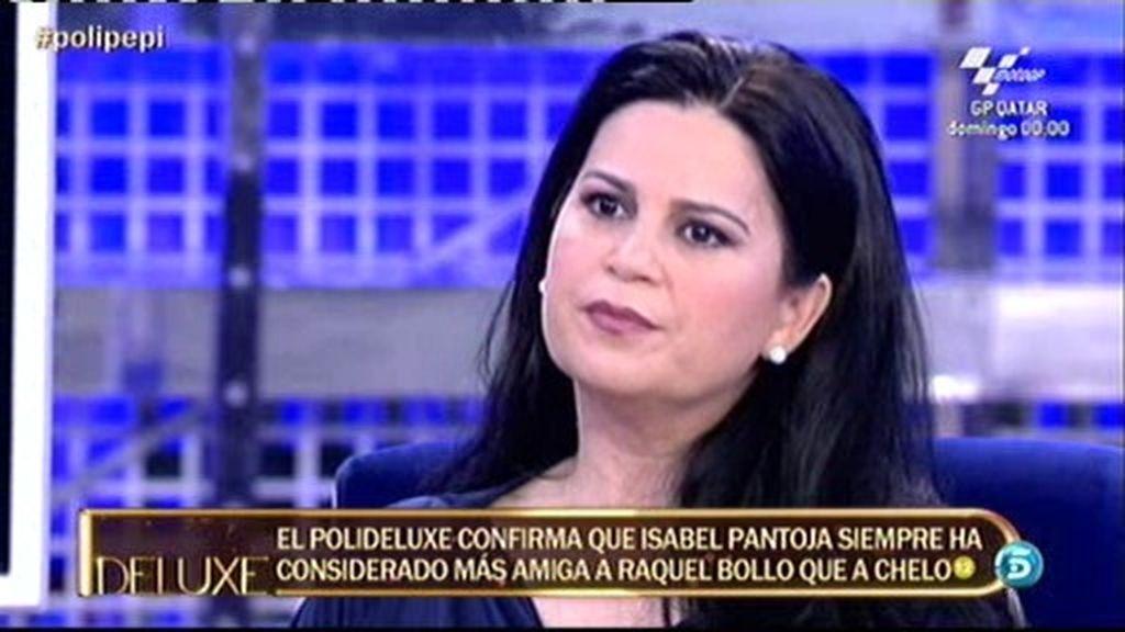 """Pepi Valladares: """"Isabel decía que Raquel Bollo era una pesada y una cansina"""""""