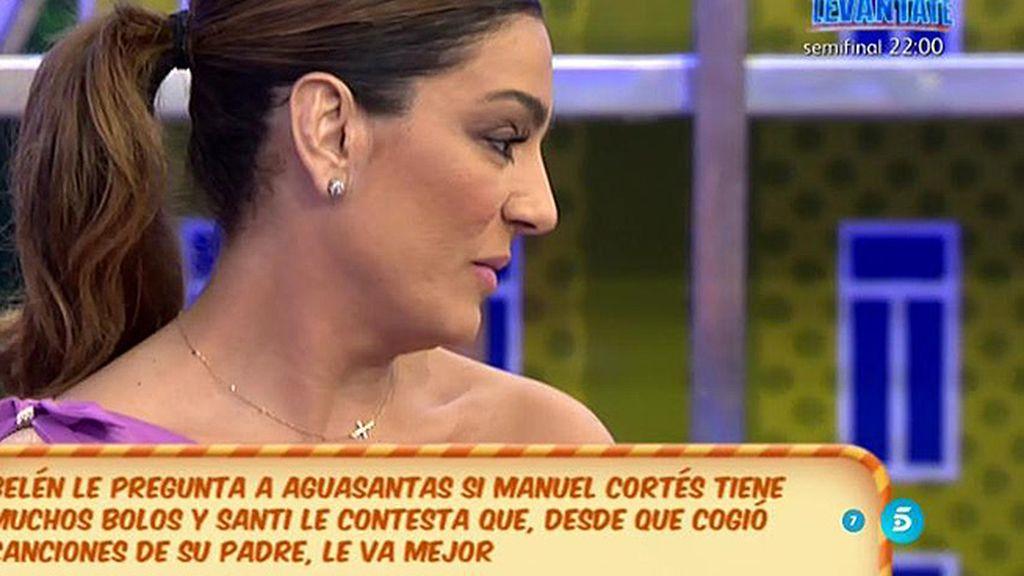"""Raquel Bollo, a Belén Esteban: """"Estás cumpliendo, cariño"""""""