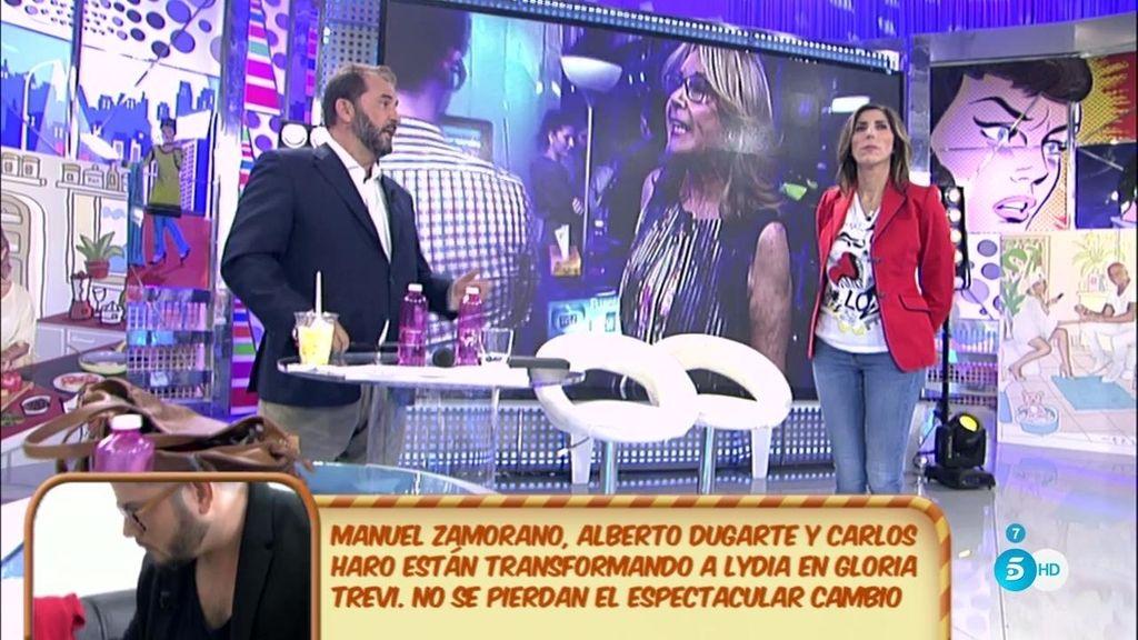 ¡Pelea en plató! Miguel Temprano arremete contra Mila Ximénez en directo