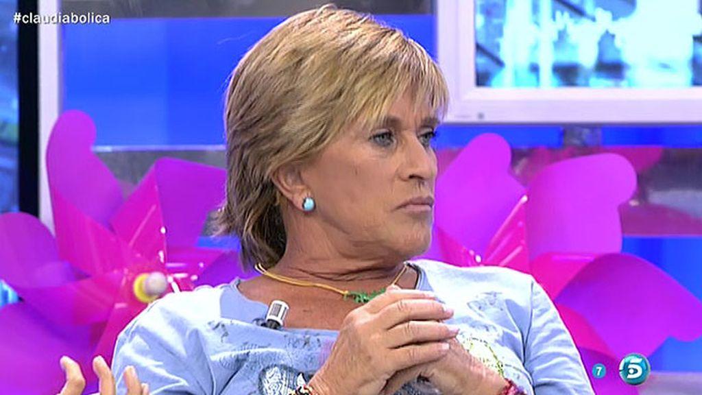 """Chelo: """"No me creo las lágrimas de Claudia"""""""